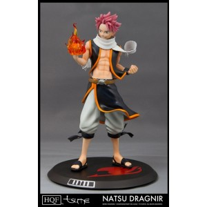 Statuette Natsu Dragnir de Fairy Tail 23 cm