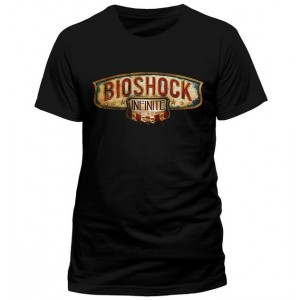 T-shirt Bioshock Infinite : Logo