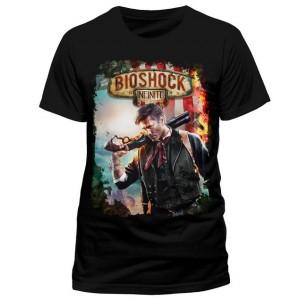 T-shirt Booker Dewitt de Bioshock Infinite