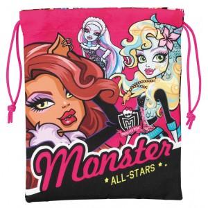 Sac pique-nique Monster High, All Stars