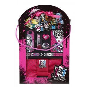 Set papeterie 10 pièces Monster High