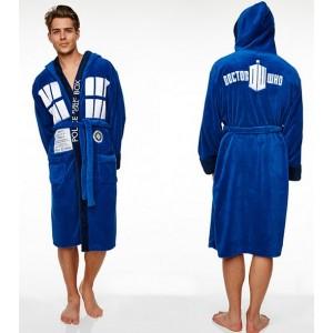 Peignoir de bain Tardis de Doctor Who
