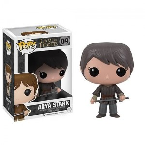 Figurine Arya de Game Of Thrones - Pop! Vinyl