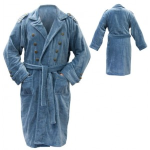 Peignoir de bain Captain Jack de Torchwood