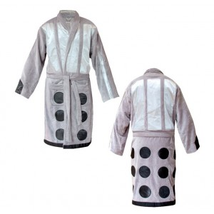 Peignoir de bain Dalek de Doctor Who