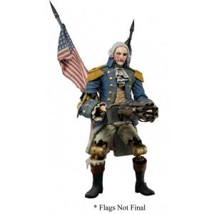 Figurine Patriot George Washington 23cm de Bioshock Infinite - précommande