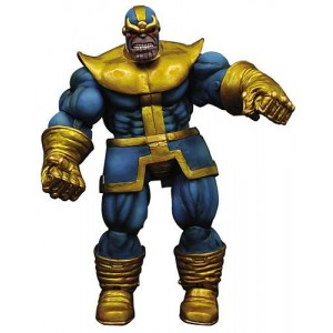 Figurine Thanos collection Marvel Select 20cm