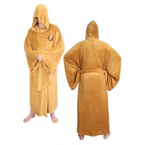 Fleece Bathrobe Jedi - Star Wars