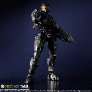 Figurine Master Chief de Halo 4 Play Arts Kai 24cm
