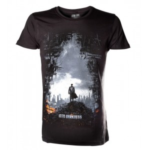 T-Shirt Star Trek Into The Darkness