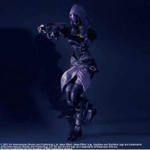 Figurine Tali'Zorah vas Normandy - Mass Effect 3