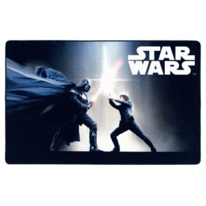 Tapis Star Wars 100x160cm, Black Fight