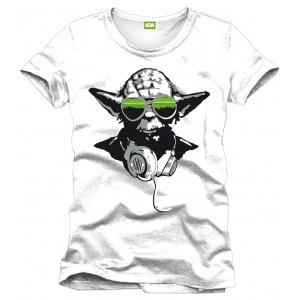 T-Shirt Yoda cool - Star Wars