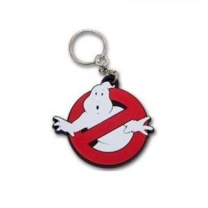Porte-clé Ghostbusters logo