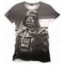T-Shirt Star Wars Dark Vador All Over