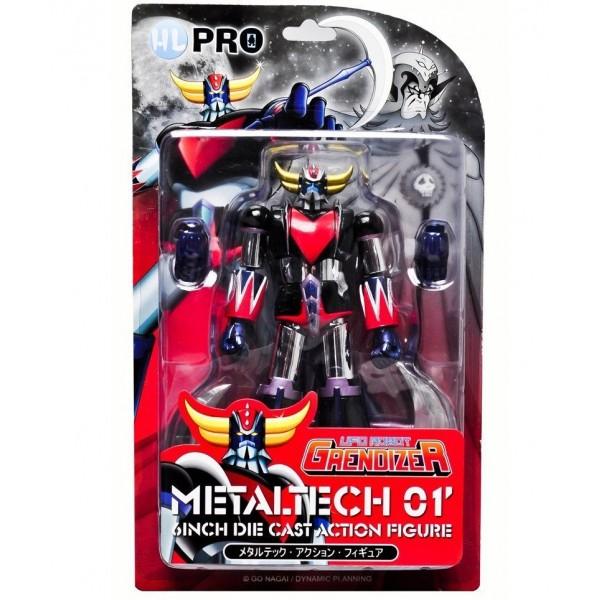 Figurine Goldorak Metaltech Chrome 01 17cm Forom47 Com