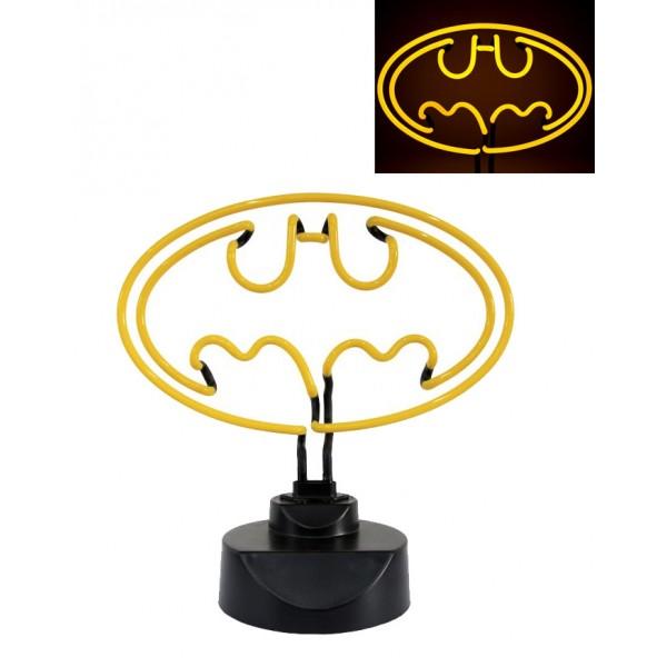 Lampes Neon : Batman neon lamp cm from dc comics forom