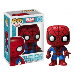 Figurine Spider-Man - Pop! Vinyl