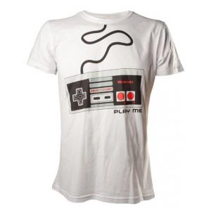 T-shirt Manette Nintendo NES