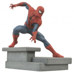 Statuette The Amazing Spider-Man 18cm - Ports offerts