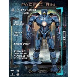 Figurine Gipsy Danger 45 cm de Pacific Rim - Ports offerts !