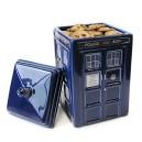 Tardis ceramic cookie jar from Doctor Who