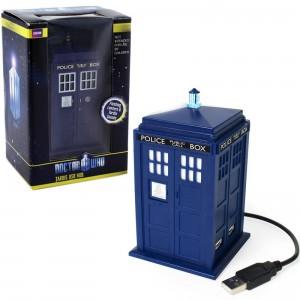 Hub USB Tardis à 4 ports - Doctor Who