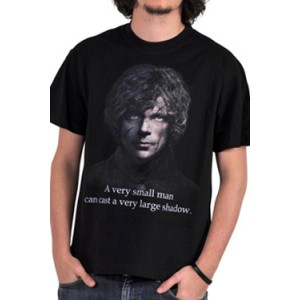 T-shirt Tyrion Lannister : Large shadow