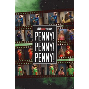 Poster Penny! The Big Bang Theory