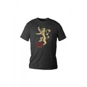 T-shirt blason Lannister - Game Of Thrones