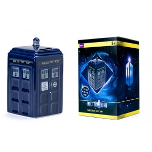 Tardis moneybox piggy bank | Doctor Who
