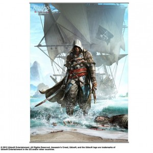 Wallscroll Assassin's Creed IV Black Flag 105x77cm Vol. 1