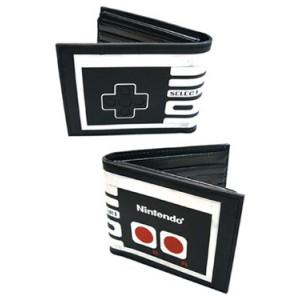 Portefeuille Nintendo manette NES