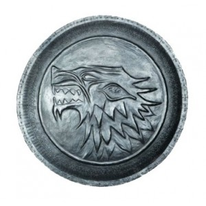 Réplique de  l'insigne Stark 1/1 - Game Of Thrones