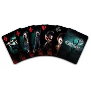 Jeu de 52 cartes Grimm