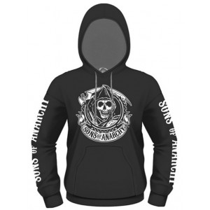 Sweater à capuche Sons of Anarchy