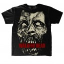 T-shirt The Walking Dead Bold Walker