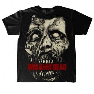 T-Shirt The Walking Dead Walker