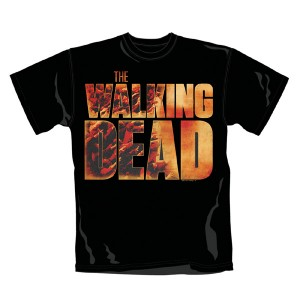 T-Shirt Zombies The Walking Dead