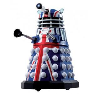 Figurine Dalek 30cm spéciale 50ème anniversaire - ports offerts