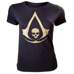 T-Shirt femme Assassin's Creed IV Black Flag