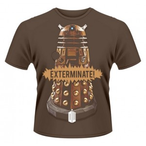 T-Shirt Doctor Who Hayne Guide to K9