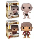 Deux figurines du film le Hobbit