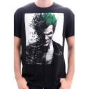 T-shirt Joker de Batman Arkham Origins