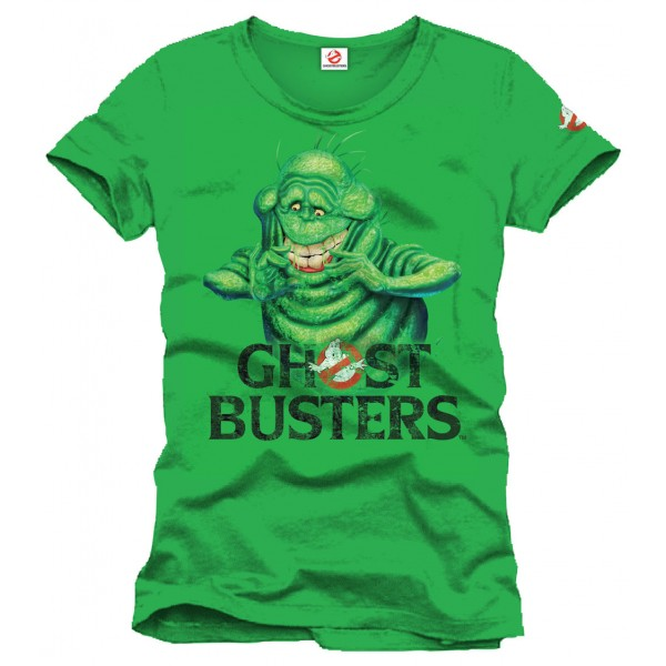 T-Shirt SOS Fantômes Slimer - Forom47.com