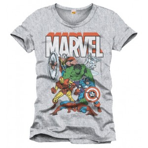 T-shirt Marvel Heroes
