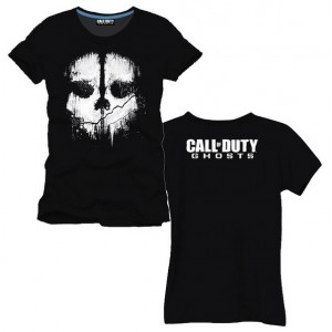 T-shirt Call Of Duty Ghosts