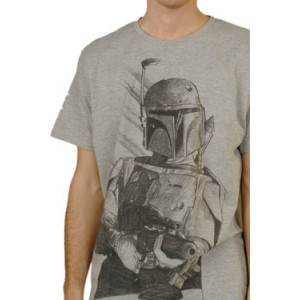T-Shirt Star Wars Boba Fett
