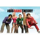 Poster The Big Bang Theory, Sky