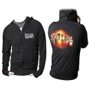 Doctor Who 50th anniversary sweater with hoodie